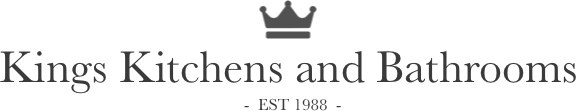 Kings Kitchens and Bathrooms Logo
